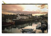 Fishing Village In Ireland Carry-all Pouch