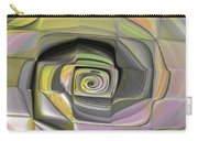 Fit Into The Box Carry-all Pouch by Deborah Benoit