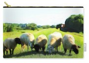 Five Sheep Carry-all Pouch