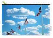 Flag Wave Carry-all Pouch