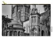 Flagler Memorial Presbyterian Church 3 - Bw Carry-all Pouch