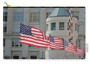 Flags On The Avenue Carry-all Pouch