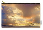 Flagstaff Fire Sky Boulder Colorado Carry-all Pouch
