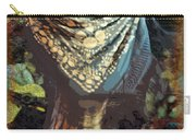 Flamenco Series No 1 Carry-all Pouch