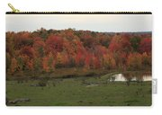 Flaming Foliage Autumn Pasture Carry-all Pouch