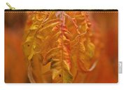 Flaming Sumac Carry-all Pouch