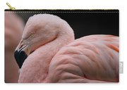 Flamingo Intensity Carry-all Pouch