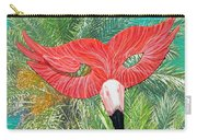 Flamingo Mask 2 Carry-all Pouch