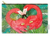 Flamingo Mask 7 Carry-all Pouch