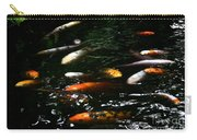Flash Mob Koi Carry-all Pouch