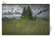 Flight Along The Bay Carry-all Pouch