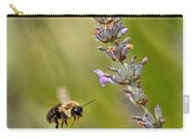Flight Of The Bumble Carry-all Pouch