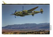 Flight Over The Sierras Carry-all Pouch
