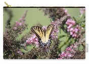 Flitter - Butterfly - Swallowtail Carry-all Pouch