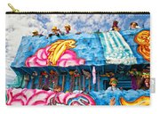 Floating Thru Mardi Gras Carry-all Pouch by Steve Harrington