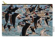 Flock Of Terns Carry-all Pouch