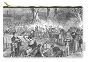 Flood Of Fish, 1867 Carry-all Pouch