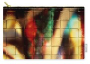 Floral Abstract II Carry-all Pouch