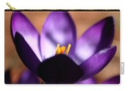 Catching Crocus  Carry-all Pouch