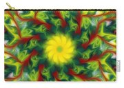 Floral Fantasy 071311 Carry-all Pouch