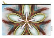 Floral Fantasy 090412 Carry-all Pouch