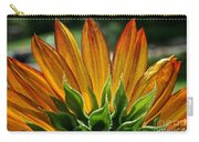 Floral Flaming Fingers Carry-all Pouch