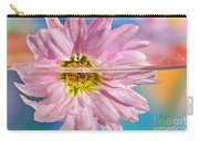 Floral 'n' Water Art 5 Carry-all Pouch