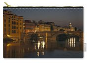Florence - Ponte San Trinita Carry-all Pouch