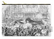 Florence: Horse Race, 1857 Carry-all Pouch