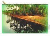 Florida Landscape Carry-all Pouch by Susanne Van Hulst