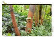 Florida Palms And Ferns Carry-all Pouch