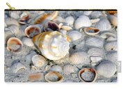 Florida Shells Carry-all Pouch