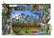 Florida Wildlife Photo Collage Carry-all Pouch