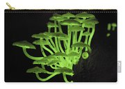 Fluorescent Fungus Carry-all Pouch