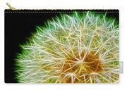 Flower - Forbidden Planet - Abstract Carry-all Pouch