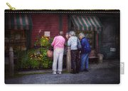 Flower - The Garden Club  Carry-all Pouch
