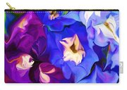 Flower Arrangement 012812 Carry-all Pouch by David Lane