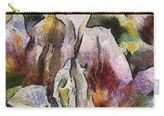 Flower Full Of Color Carry-all Pouch