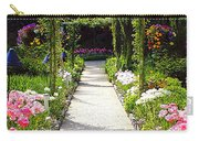 Flower Garden - Digital Painting Carry-all Pouch