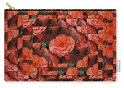 Flower Garden Delightful Carry-all Pouch
