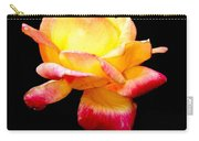 Flower Glow Carry-all Pouch