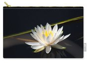 Flower Of The Marsh Carry-all Pouch