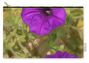 Flower Painting 0006 Carry-all Pouch