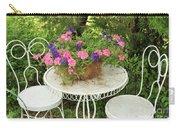 Flower Pot 4 Carry-all Pouch
