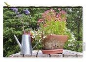 Flower Pot 6 Carry-all Pouch