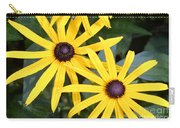 Flower Rudbeckia Fulgida In Full Carry-all Pouch