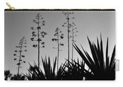 Flowering Agaves Carry-all Pouch