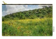 Flowering Fields Carry-all Pouch
