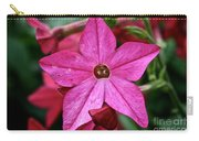 Flowering Tobacco Carry-all Pouch