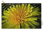 Flowers Are Weeds With Respect Carry-all Pouch
